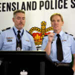 Senior Sergeant Brad Rix and Sergeant Heidi Rix - Cloncurry Station